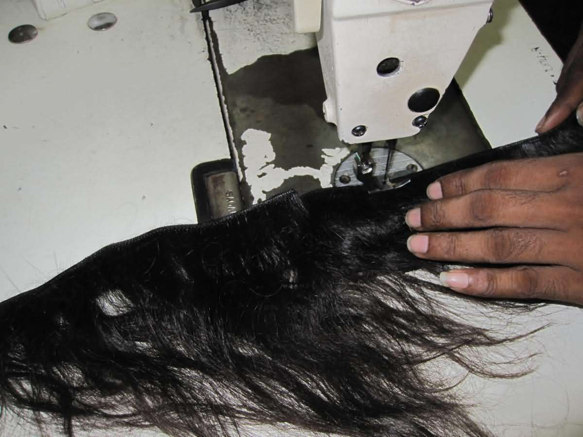wholesale Indian Hair factory 3